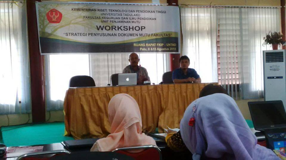Kembangkan Mutu, FKIP Adakan Workshop