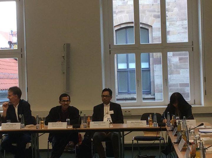 Evaluasi Proyek Kerjasama, Universitas Goettingen Undang Pihak Untad dan Dua PT Lain