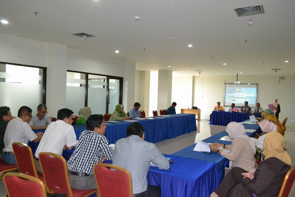 PUSBANG PMPP UNTAD GELAR WORKSHOP IMPLEMENTASI PENGEMBANGAN BAHAN AJAR