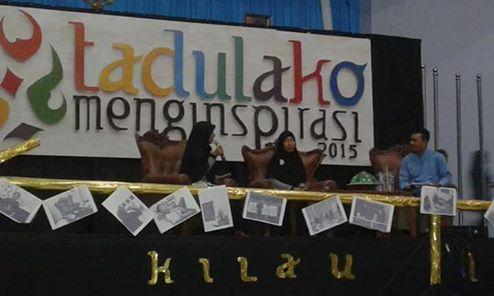 Tadulako Menginspirasi 2015, Tampilkan Inspirator – Inspirator Terbaik Untad