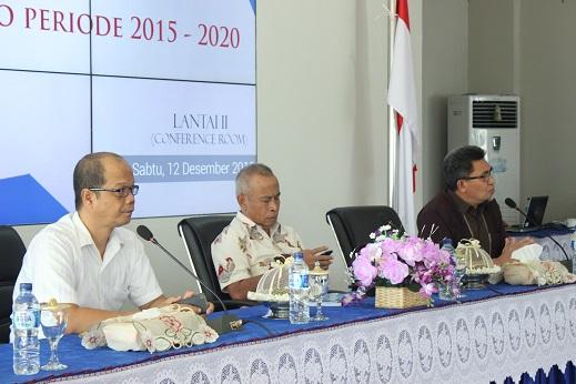 Finalisasi Draft Perumusan Renstra Untad 2015-2020