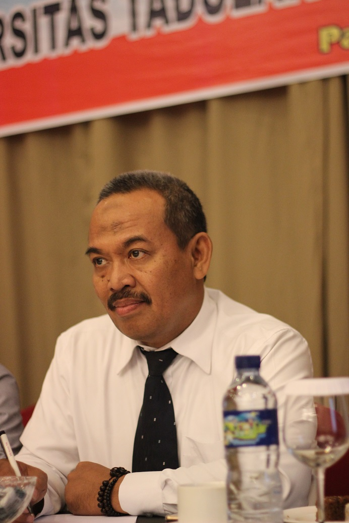 Warek Bima : Pimpinan Lembaga Kemahasiswaan Harus Memiliki IPK Minimal  3,01