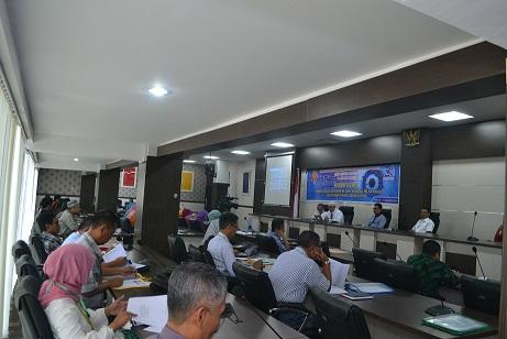 Rapat Kerja Fakultas Teknik, Penguatan Komitmen dan Kinerja Pelayanan Akademik