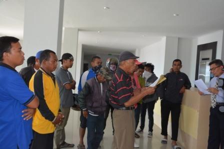 Masyarakat Tondo Sampaikan Tuntutan terhadap Oknum Provokator
