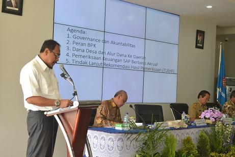 Seminar Keuangan Negara dan Pengendalian Dana Desa
