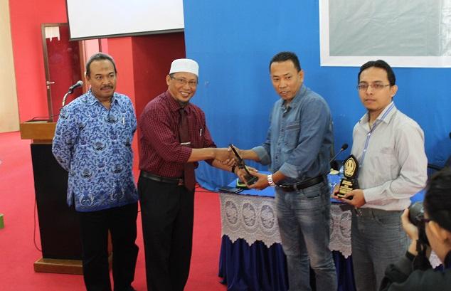 Lembaga Riset Mahasiswa Fahutan Laksanakan Seminar
