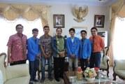 Ingin Kembangkan UKM Peternakan, Himater Kunjungi Gubernur Sulteng