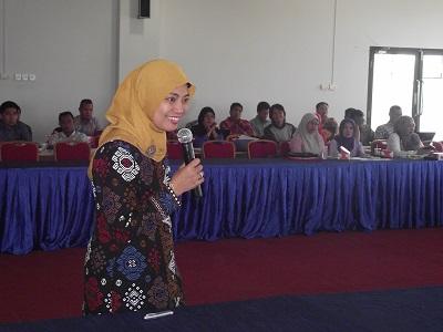 Pusbang PMPP Untad laksanakan Workshop Implementasi Pengembangan Silabus dan Rencana  Pembelajaran Semester