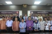 Uji Sahih RUU, DPD RI Harapkan Masukan dari Akademisi Untad