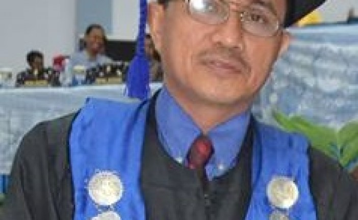 Teliti Peran Serangga, Prof Sahabuddin Raih Guru Besar