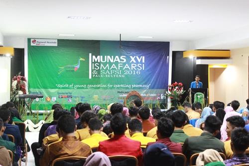 Munas XVI ISMAFARSI, 63 Universitas Kirimkan Delegasi