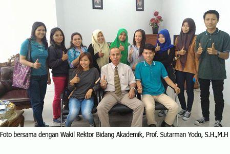 Pertukaran Mahasiswa Tanah Air Nusantara (PERMATA) 2016