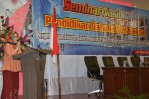 Ketua Panitia, Dr Yunidar MHum (Foto Taqyuddin Bakri)