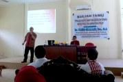Prodi Administrasi Publik Hadirkan Dr. Ulber Silalahi Dalam Kuliah Tamu Terkait Metodologi Penelitian