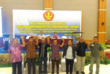 Tujuh Orang Presidium Pimpin IKA-Untad