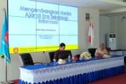 Tingkatkan Kualitas Proses Pengajaran, LPPMP Untad Gelar Workshop Pembuatan Media Pembelajaran Online