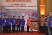 FKIP Untad Tuan Rumah Forkom Pimpinan FKIP se-Indonesia