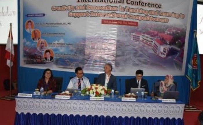 Konferensi Internasional Pendidikan FKIP Hadirkan Empat Keynote Speaker