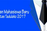 Pengumuman Perpanjangan  Pendaftaran Ulang Calon Mahasiswa Baru Universitas Tadulako Melalui  SBMPTN Dan Pascasarjana Gel I, Serta Perpanjangan Pendaftaran SMMPTN Dan Pasca Gel II  Tahun Akademik 2017/2018