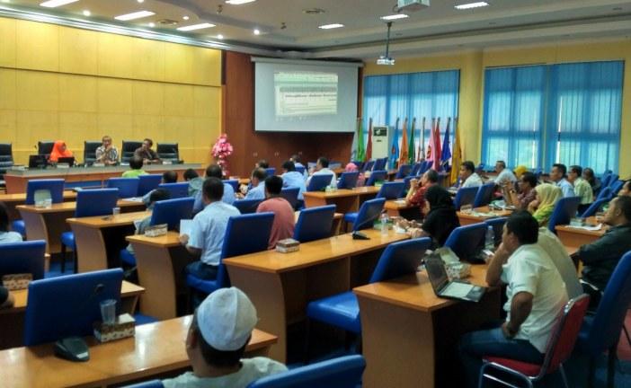 LPPMP Untad Sosialisasikan Sistem Akreditasi Perguruan Tinggi Online (SAPTO)