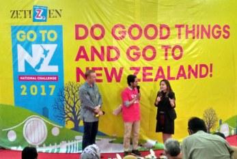 Dubes New Zealand Untuk Indonesia Hadiri Zetizen National Challenge 2017 Di Untad
