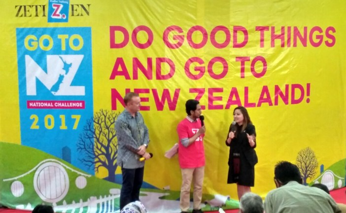 Dubes New Zealand Untuk Indonesia Hadiri Zetizen National Challenge 2017 Di Untad