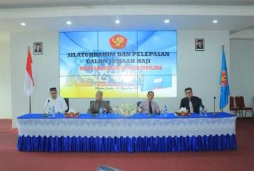 Silaturahim & Pelepasan Calon Jemaah Haji Keluarga Besar Universitas Tadulako