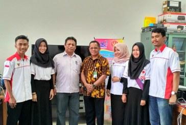 5 Mahasiswa Untad Ikuti Program KKN Kebangsaan Di Provinsi Gorontalo