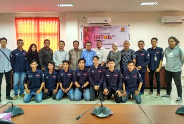 Untad TV Gelar Evaluasi Uji Coba Siaran Bersama Komisi Penyiaran Indonesia Sulteng