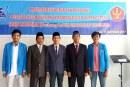Rektor Kukuhkan Ketua Dan Pengurus Pusat Pengembangan DePSA Untad