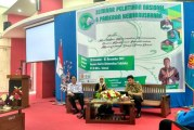 BEM Fakultas Pertanian Untad  Bangun Semangat Berbisnis Mahasiswa Melalui Seminar Pelatihan Nasional & Pameran Kewirausahaan