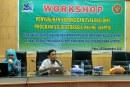 LPPMP Untad Gelar Workshop Penyusunan Borang & Evaluasi Program Studi Berbasis Online (SAPTO)