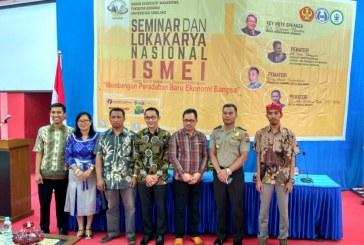 Membangun Peradaban Ekonomi Bangsa, Ikatan Senat Mahasiswa Ekonomi Indonesia Gelar Seminar & Lokakarya Nasional Di Untad