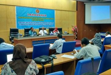 PUSDIT – EPMP LPPMP Untad Gelar Lokakarya Penyusunan Standar Pelayanan Jurusan, UPT, Biro & Lembaga Untad