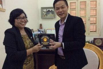 """Vietnam Education And Career Fair (ECF)"""