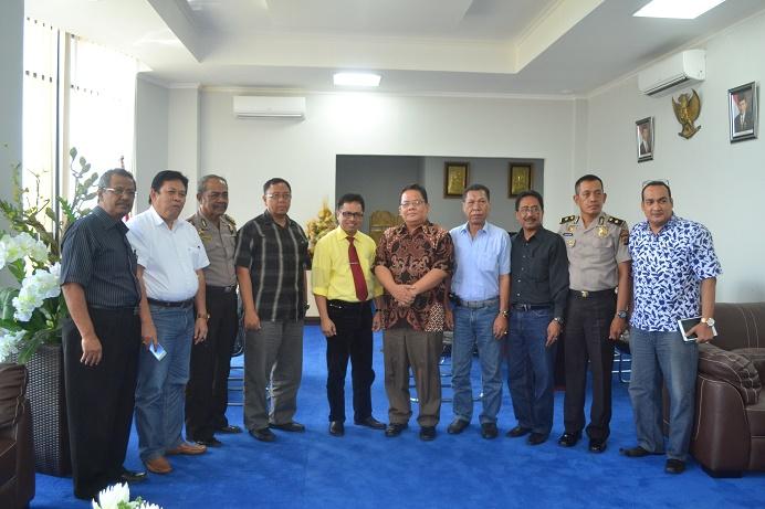 Komisioner Kompolnas RI Sambangi Untad