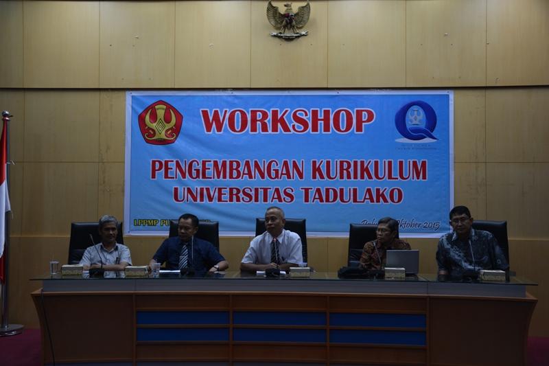 Pacu Pengembangan Kurikulum, Pusbang-KSB Adakan Workshop