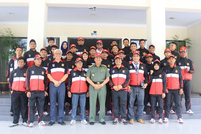 Gubernur Lepas Kontingen Bapomi Sulteng Menuju Pomnas di Aceh