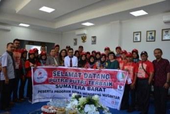 Program Siswa Mengenal Nusantara, Pelajar Sumbar Kunjungi Untad