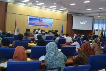 Lokakarya dan Penyamaan Persepsi Panduan dan peningkatan Mutu Pelaksanaan KKN