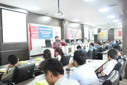 Kuliah Umum Persiapkan Mahasiswa Dalam Menghadapi Dunia Kerja