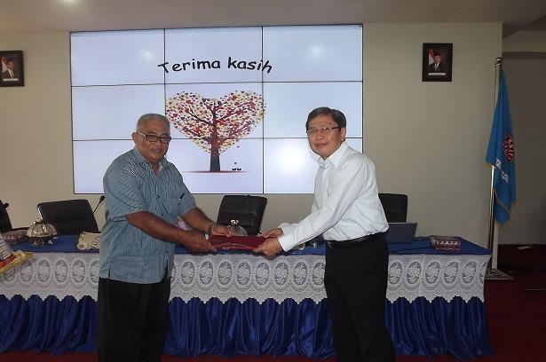 Tingkatkan Mutu, Jurusan P.IPS Laksanakan Workshop Pengembangan Perangkat Pembelajaran Berbasis KKNI