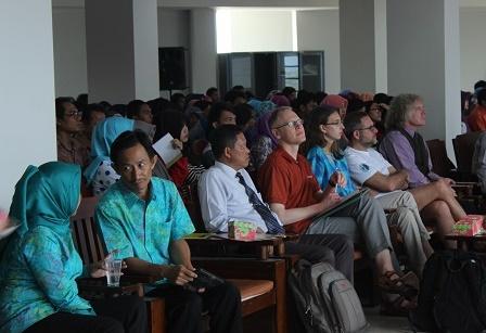 Seminar Internasional GMT, Ajang Bertukar Informasi dan Ilmu Pengetahuan