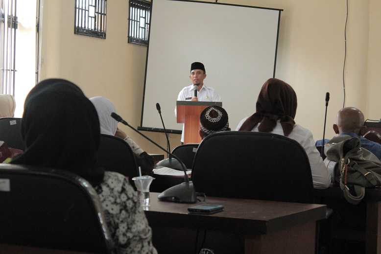 Kuliah Tamu IP FISIP, Hadirkan Bupati Morowali