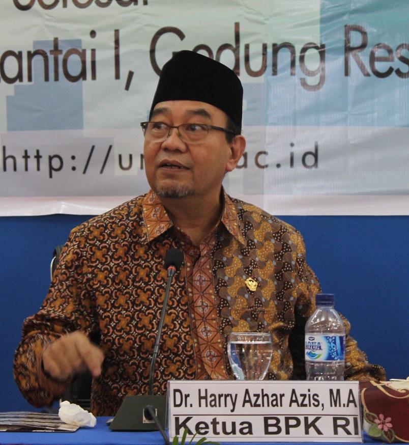 Dr Harry Azhar : Semua Anak Indonesia Harus Menikmati Pendidikan
