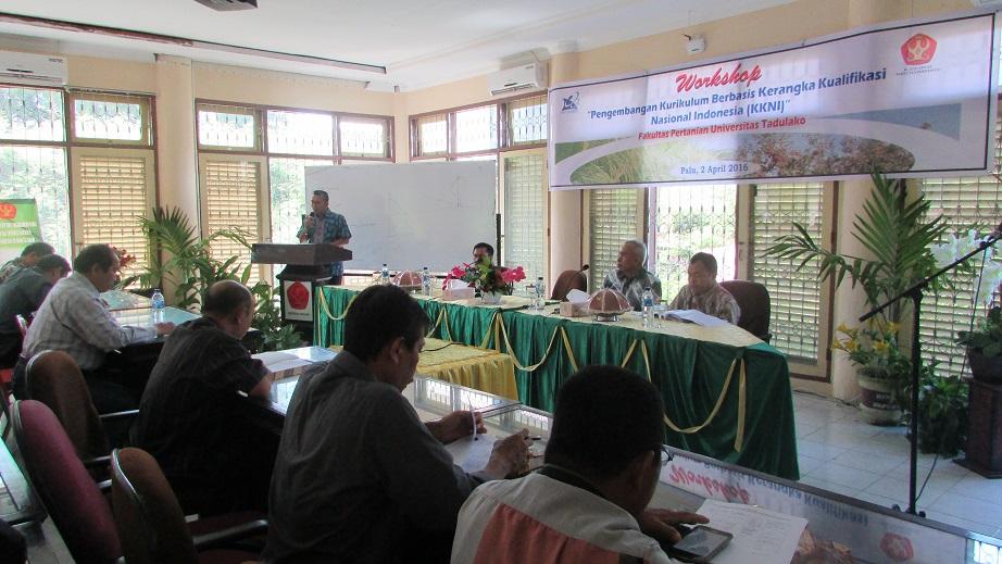 Workshop Pengembangan Kurikulum, Penguatan Kompetensi Lulusan