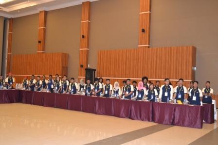 Mahasiswa Untad dan Pemuda Sulteng Siap Jadi Diplomat Perdamaian