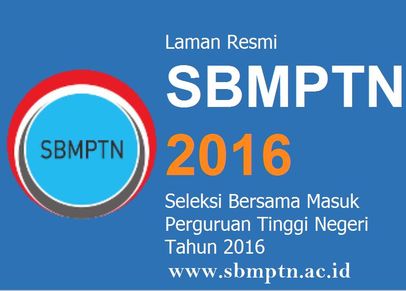 Pendaftaran Jalur SBMPTN 2016 Dibuka 25 April