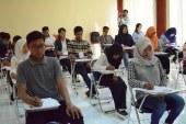 8953 Orang Calon Mahasiswa Untad Ikuti Ujian SBMPTN 2016