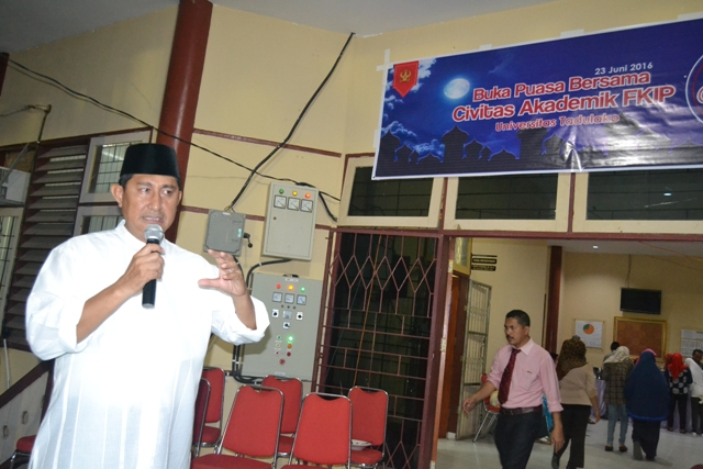 Masjid FKIP Resmi Digunakan